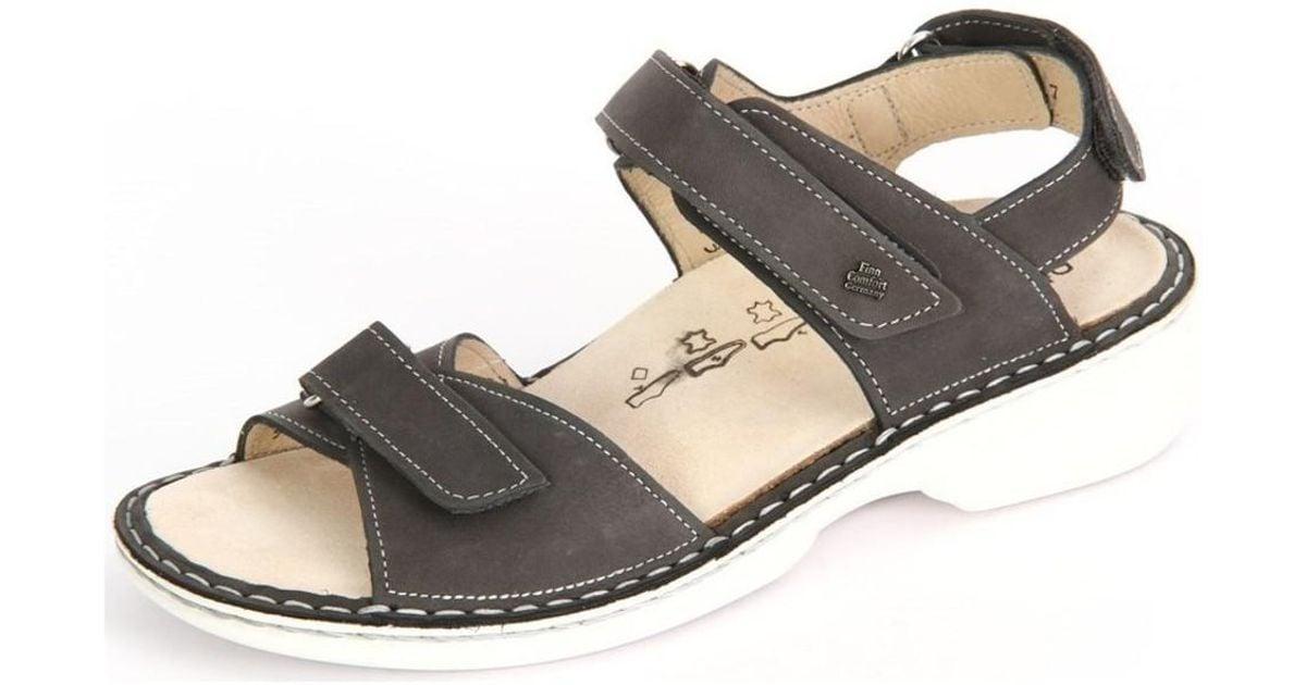 71a2470ef97 Finn Comfort Aloras Street Patagonia Women s Sandals In Brown in Brown -  Lyst