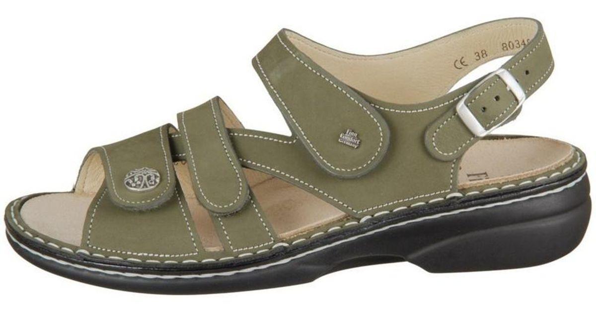 Finn Gomera Olive women's Sandals in Factory Outlet Cheap Price DqTtm