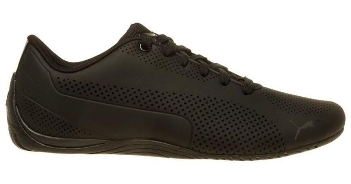 PUMA Drift Cat Ultra Reflective Men s Shoes (trainers) In Black in Black  for Men - Lyst 3beb0a638