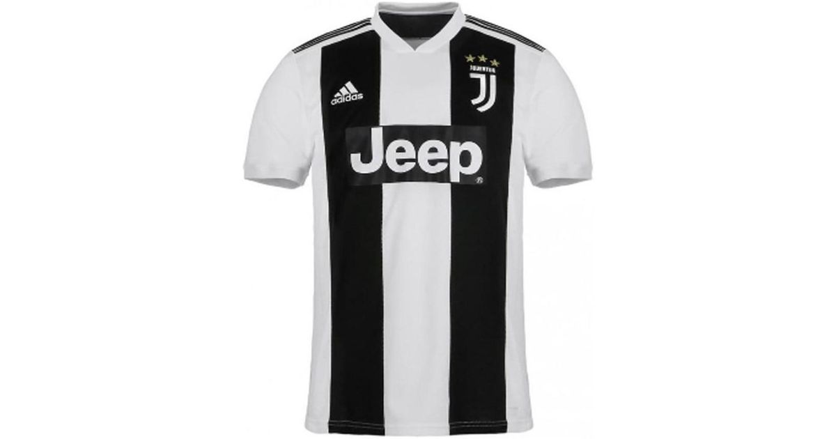 eb9a448e3 adidas 2018-2019 Juventus Home Shirt (kids) Women s T Shirt In White in  White - Lyst