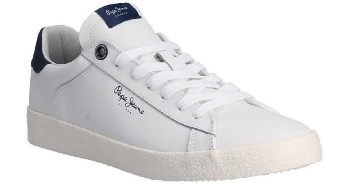 Baskets Chaussures Hommes Blanches Classic Lyst En Portobello fdxwP1pqp