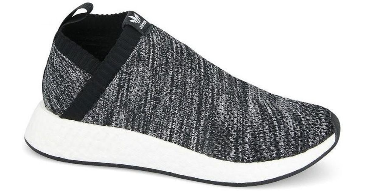79db2dd650dee adidas Nmd Cs2 Pk X United Arrows And Sons Men s Slip-ons (shoes) In Grey  in Gray for Men - Lyst