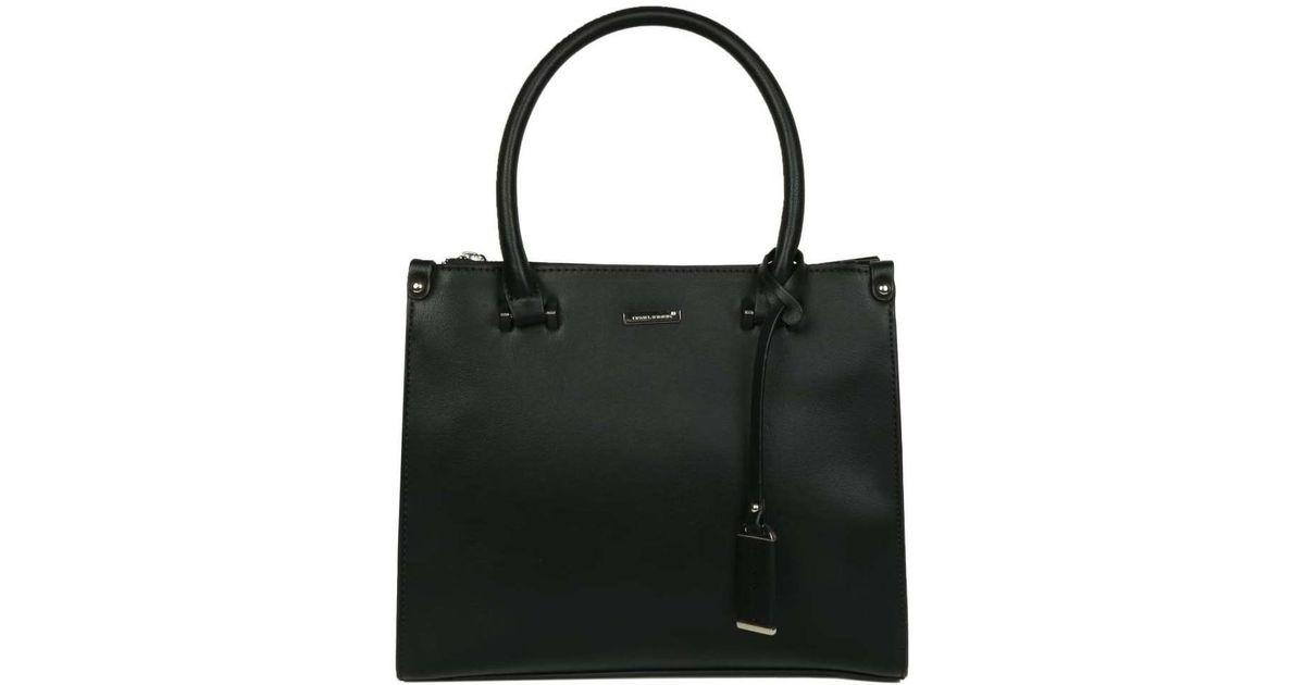 David Jones Montreal Womens Grab Bag Women S Handbags In Black Save 45 Lyst