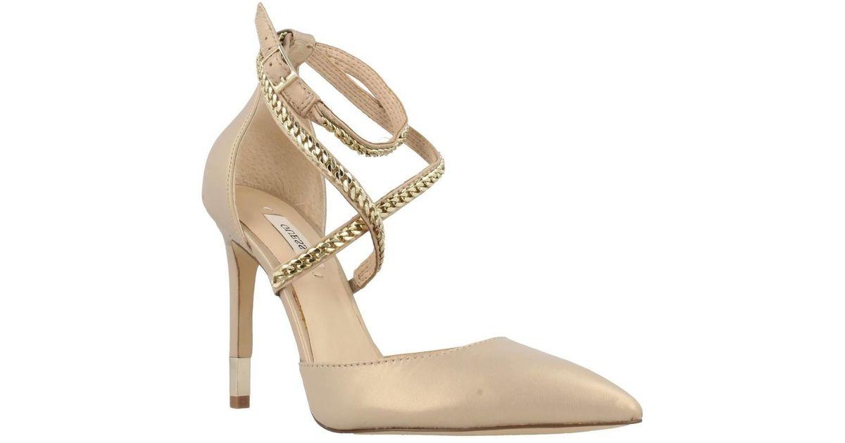 Save Shoes Court Natural Beige Fl1adb Lem08 Guess In 29 Women's wBx8In7q