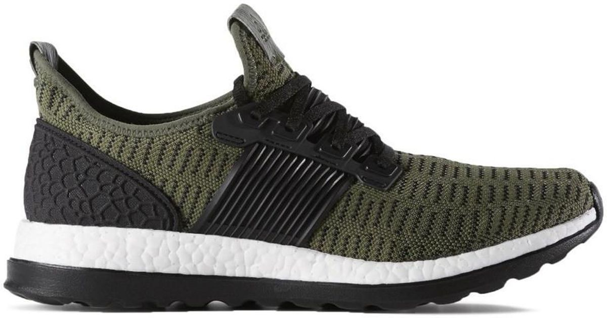 4a9f2ec60 adidas Pureboost Zg Prime M Men s Shoes (trainers) In Black in Black for Men  - Lyst