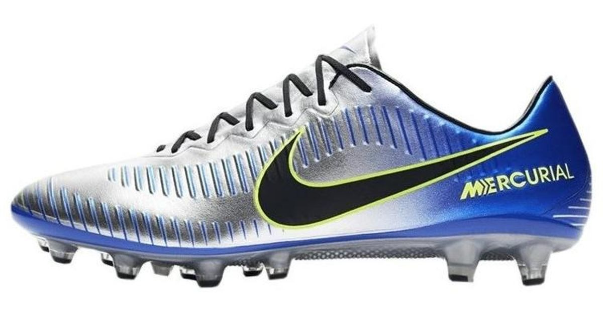 6f4caf346 Nike Mercurial Vapor Xi Njr Agpro Puro Fenomeno Men s Football Boots In  Blue in Blue for Men - Lyst
