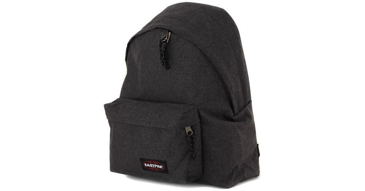 Eastpak Padded Black Denim Boys s Children s Backpack In Black in Black for  Men - Lyst f3eeceabf75fb