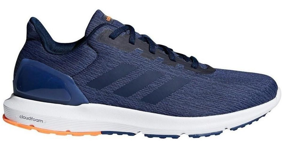 huge selection of abeed a4104 adidas Cosmic 20 Shoes Collegiate Navy Mens Shoes (trainers) In White in  White for Men - Lyst