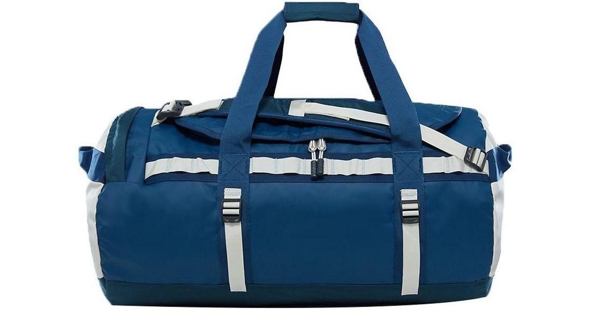 0c53de602e65 The North Face Base Camp Duffel Women s Bag In Multicolour in Blue for Men  - Lyst