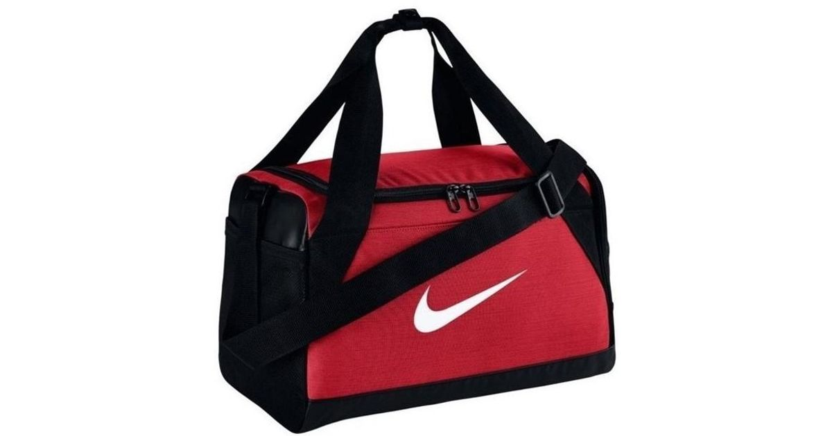 Nike Brasilia Extrasmall Training Duffel Bag Women s Sports Bag In Black in  Black for Men - Lyst 7583eeba51