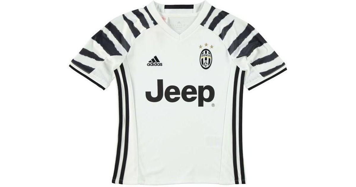 4b2ee7b66 adidas 2016-17 Juventus 3rd Shirt (dybala 10) - Kids Men s T Shirt In White  in White for Men - Lyst