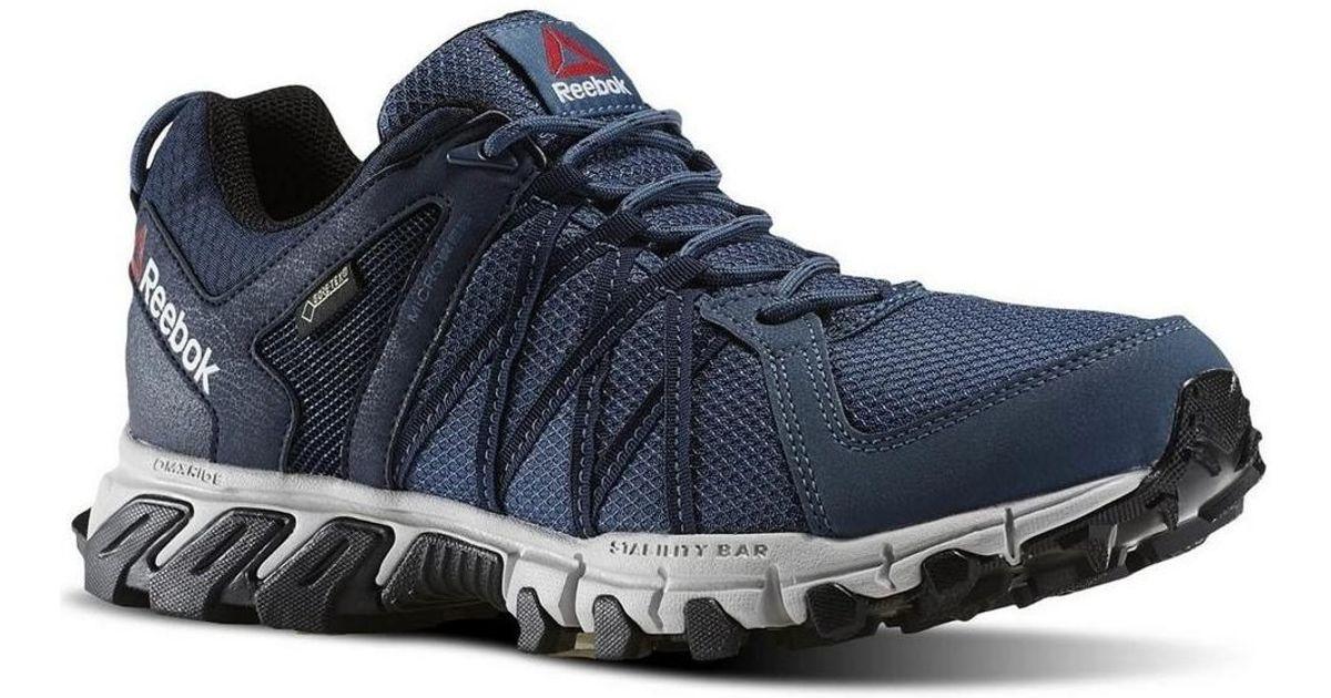 Reebok Trailgrip Rs 50 Gtx Goretex Men s Running Trainers In Black in Black  for Men - Lyst 7ee6594bd