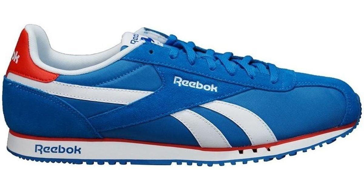 0935b86e8b8195 Reebok Royal Alperez Dash Women s Shoes (trainers) In Blue in Blue - Lyst