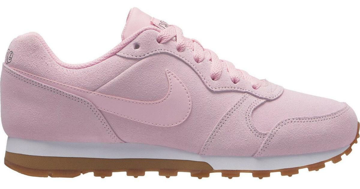 1f6cd966265 Nike Md Runner 2 Se Aq9121 Women s Shoes (trainers) In Pink in Pink - Lyst