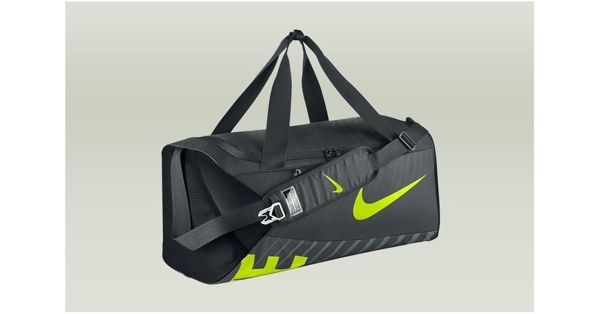 ca94831f56f4e Nike Alpha Adapt Cross Body Small Men's Sports Bag In Green in Green for Men  - Lyst