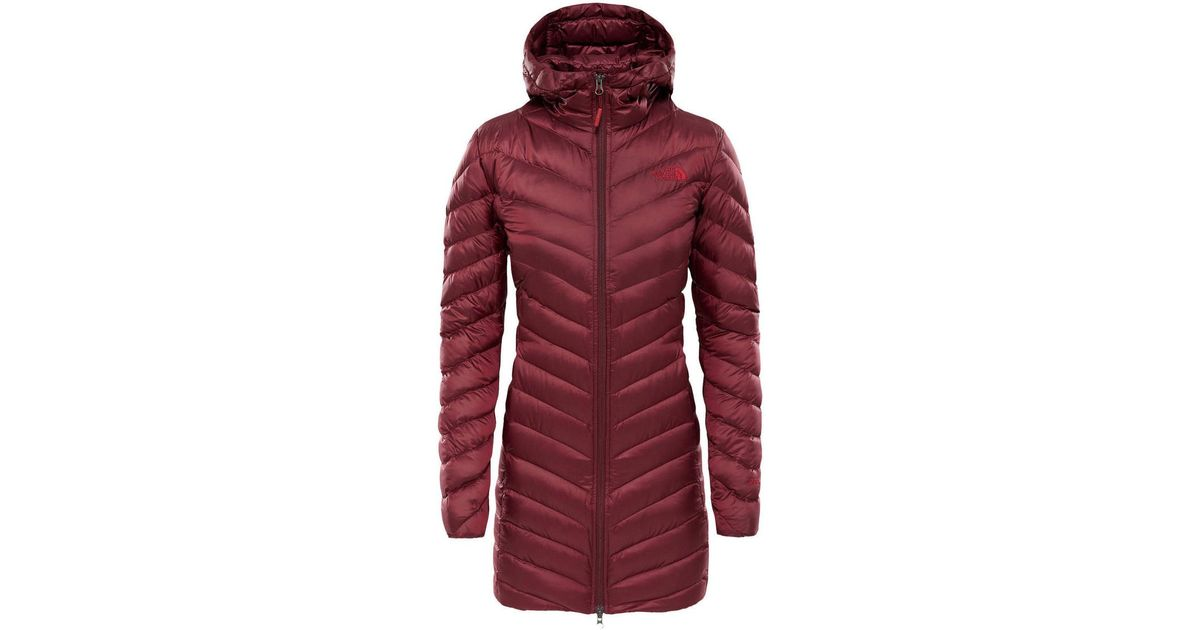 choose genuine unbeatable price on feet at The North Face Trevail Parka Brk3ye Women's Jacket In Other ...