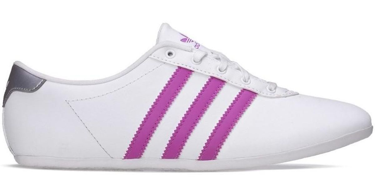 5118bfc1c3 adidas Nuline W Women's Shoes (trainers) In White in White - Lyst