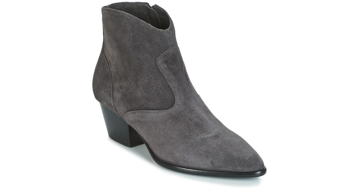 Good Selling For Sale Ash HEIDI BIS women's Low Ankle Boots in Pay With Visa Sale Online Cheap Sale Best Prices Cheap Sale Pay With Visa PdMN7