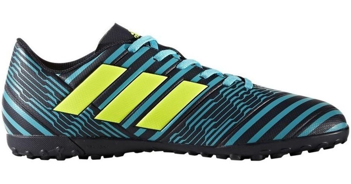 finest selection 7b231 2b462 adidas Nemeziz 174 Tf Ocean Storm Men s Shoes (trainers) In Blue in Blue  for Men - Lyst