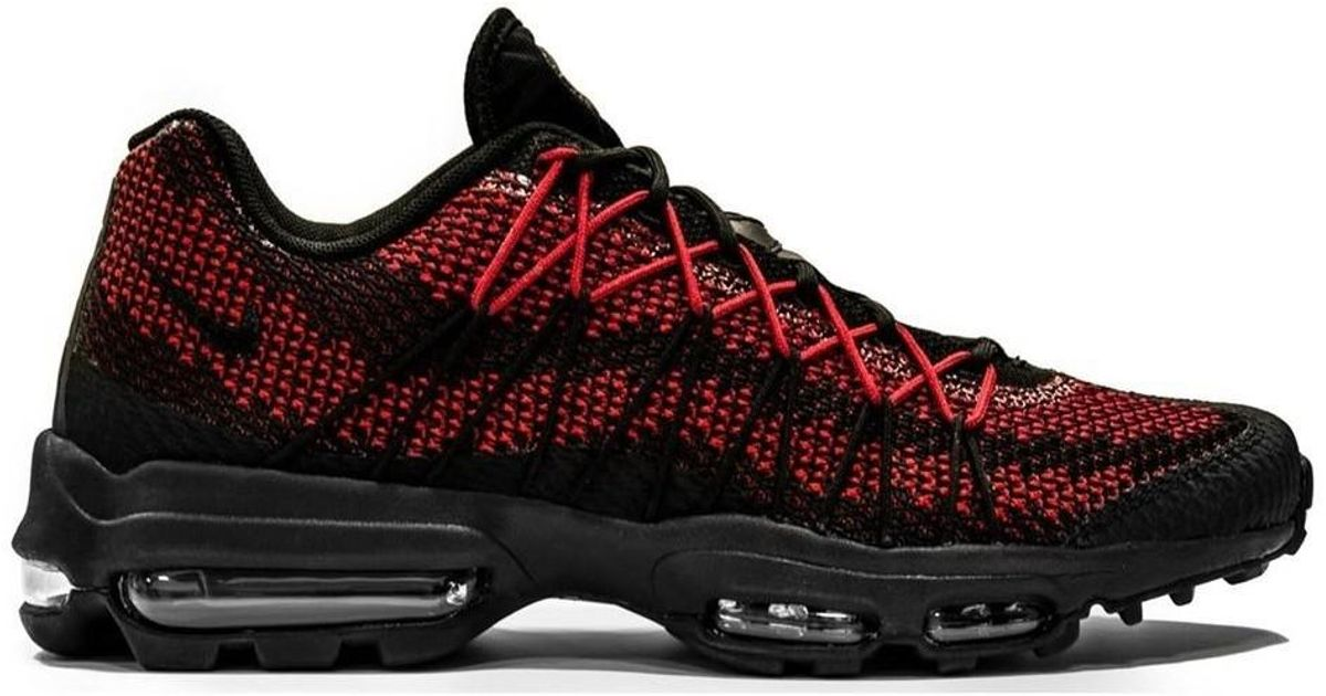 new style 0b11d c2291 Nike Air Max 95 Ultra Jacquard 749771 004 Men s Shoes (trainers) In  Multicolour for Men - Lyst