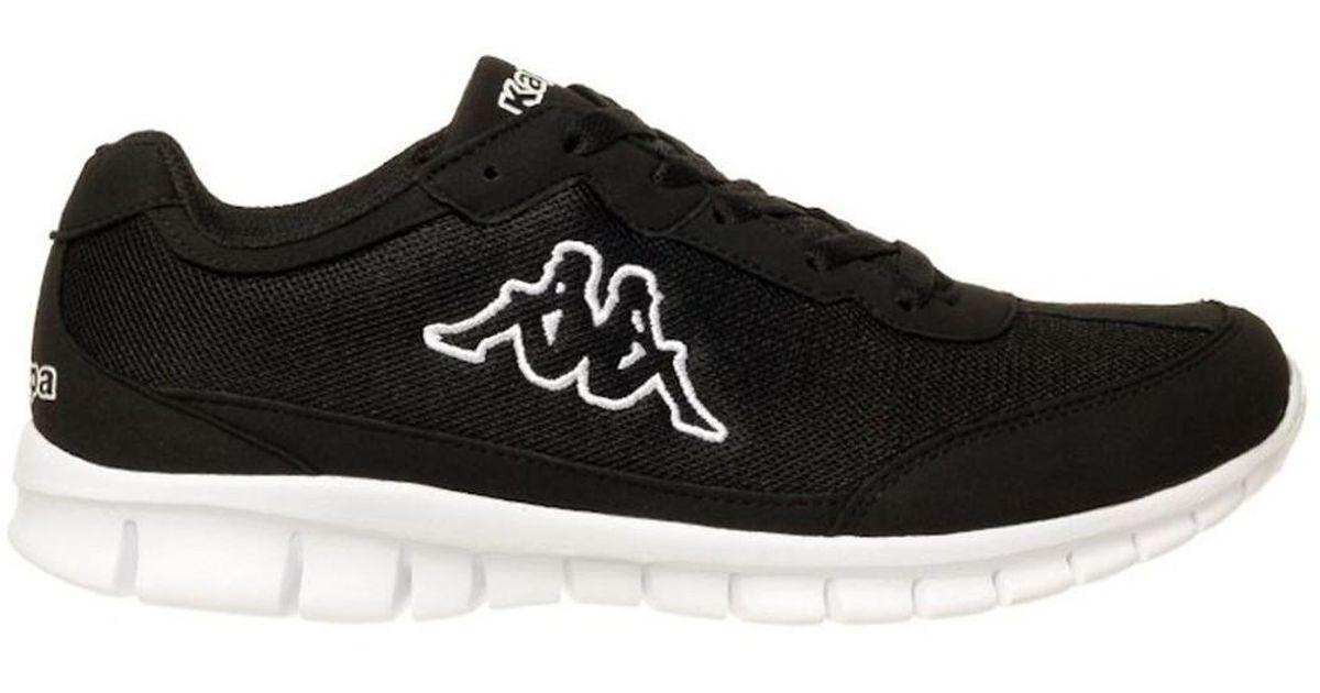 8fc7d133808 Kappa Rocket Men's Shoes (trainers) In Black in Black for Men - Lyst
