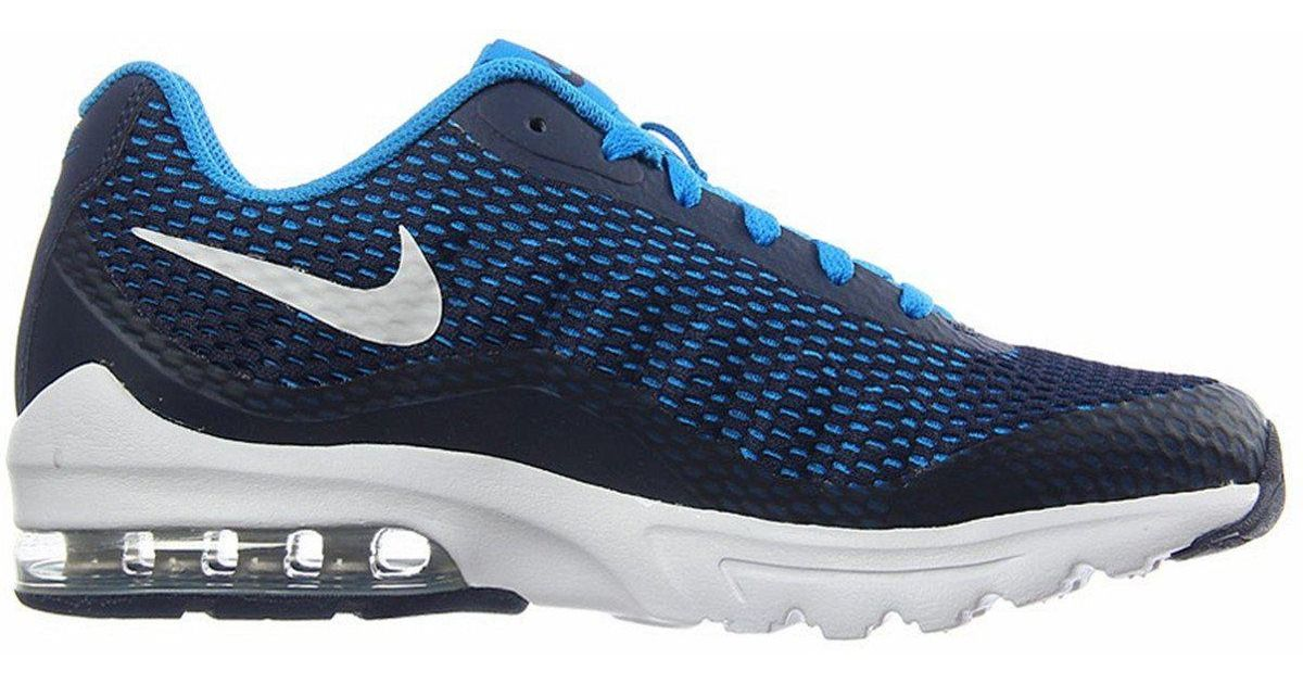 sneakers for cheap 032dc d8cf2 Nike Air Max Invigor Se Midnight Navy Trainers in Blue for M