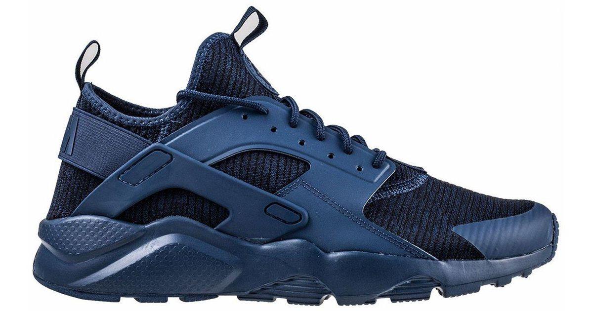 360cd291e24c Nike Air Huarache Run Ultra Se Trainers Navy in Blue for Men - Lyst