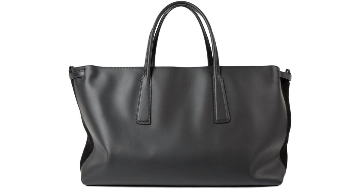 Zanellato Black Duo L bag - Cashmere Blandine Line s0u2dg