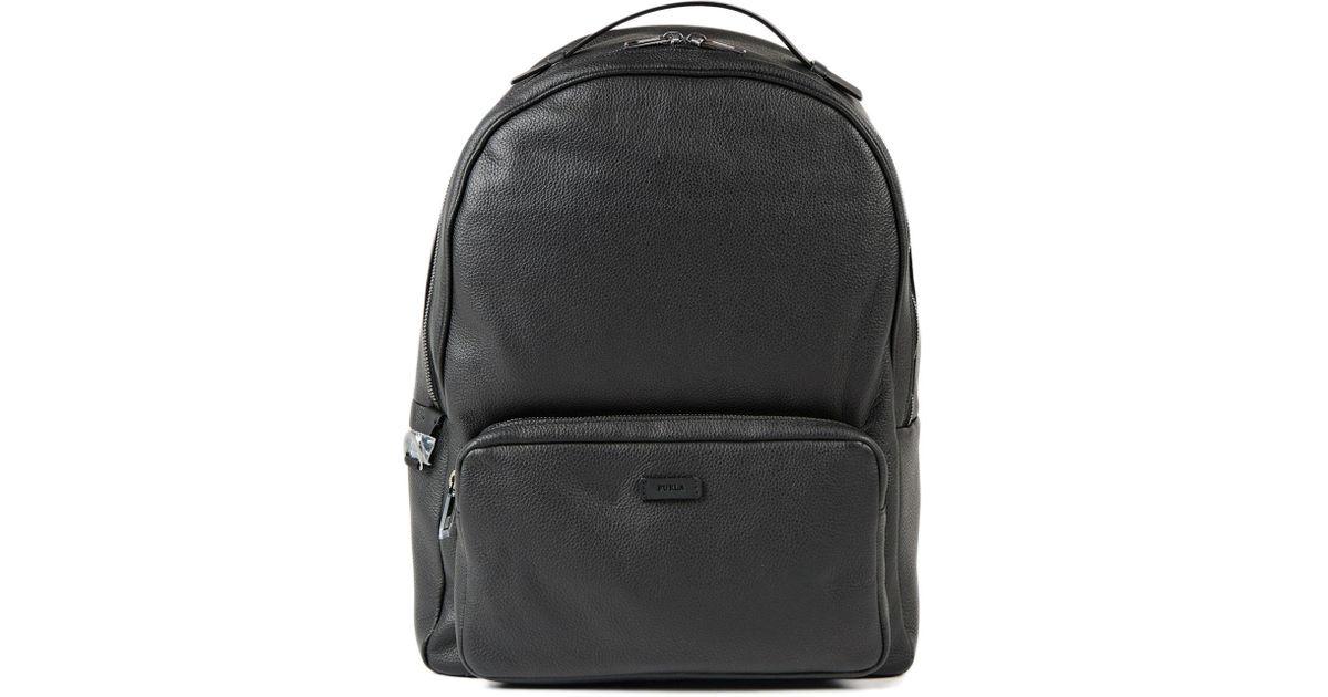 Ulisse Men Backpack Furla For In Lyst Black O4dnHgqx
