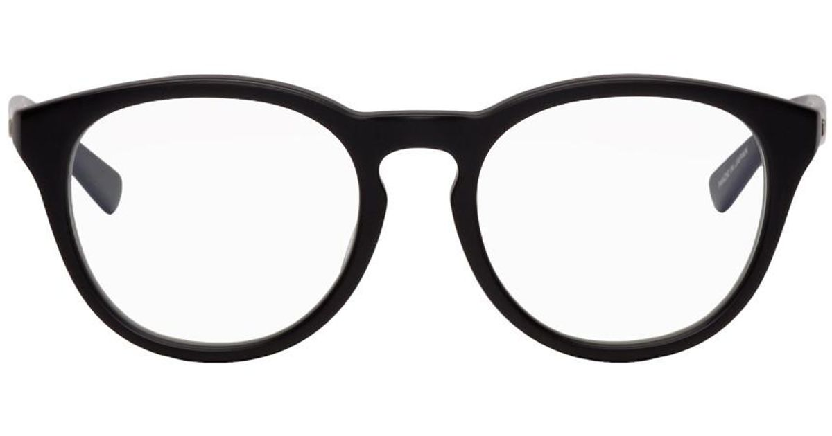plus grand choix de plus bas rabais invaincu x Lunettes noires Dweller edition Kaneko Optical Nonnative pour homme en  coloris Black