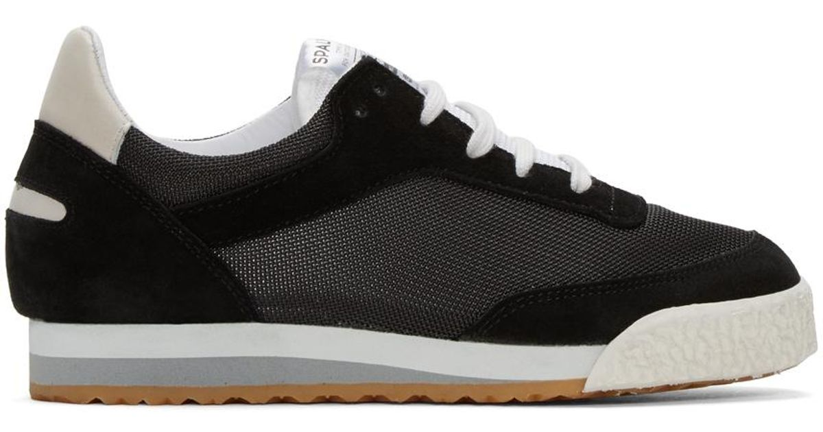 Spalwart Black Pitch Sneakers QnS0J2