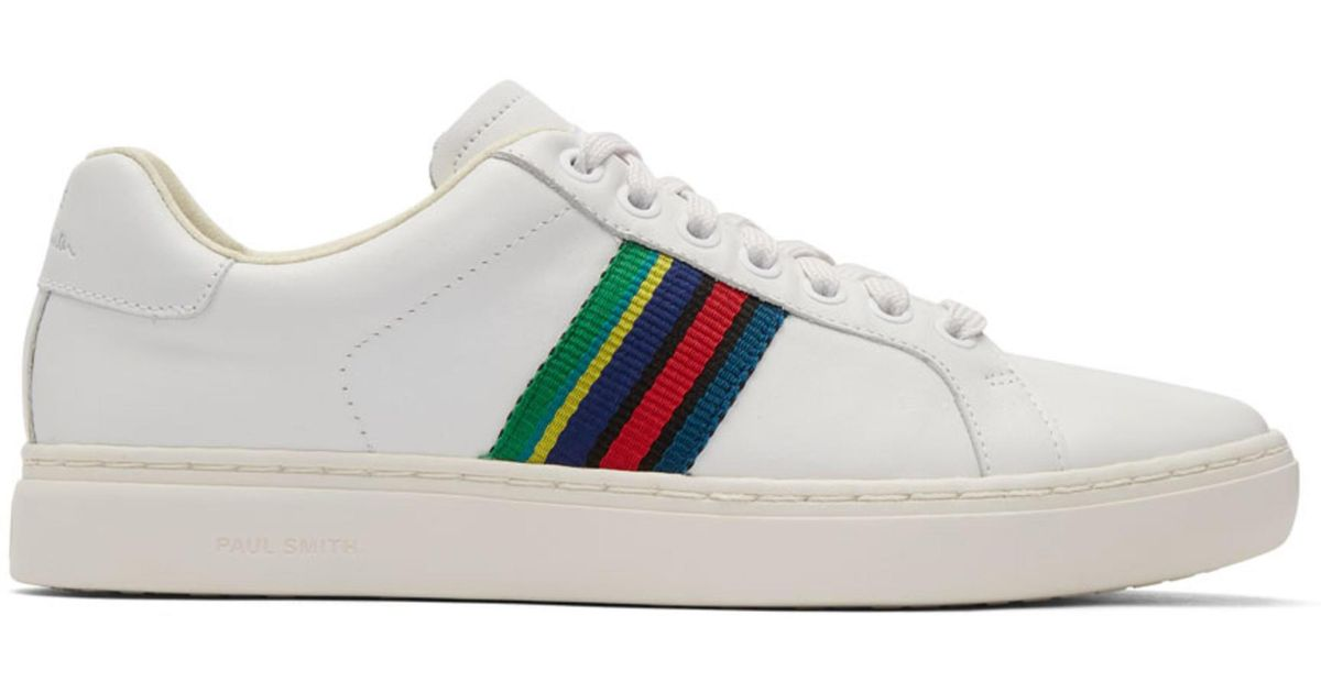 White Lapin sneakers Paul Smith AI1lS