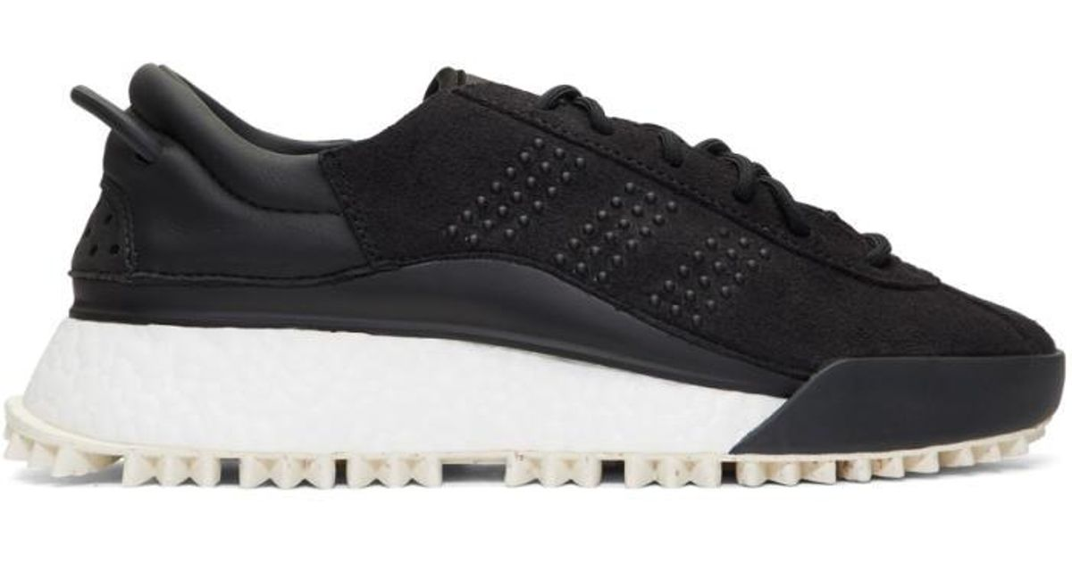 b509a2f6e910 Alexander Wang Black Aw Hike Lo Boost Sneakers in Black for Men - Lyst