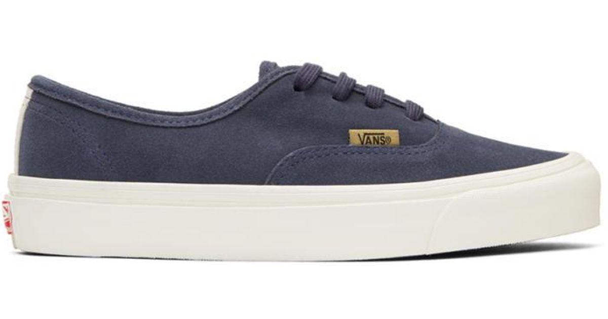 Vans Authentic Suede Shoes