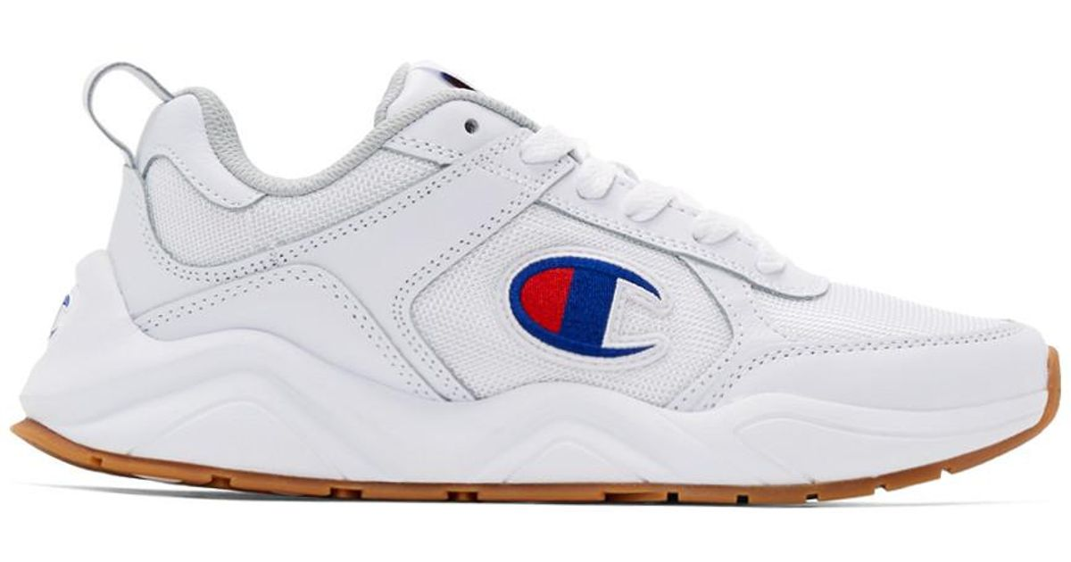 f36ed1451c2 Lyst - Champion White 93eighteen Classic Sneakers in White for Men