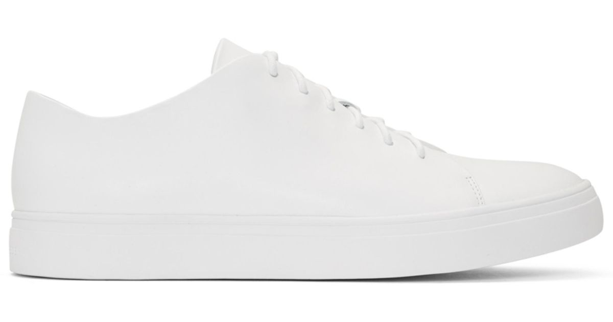 Rag & Bone White YNGVE 01 Sneakers
