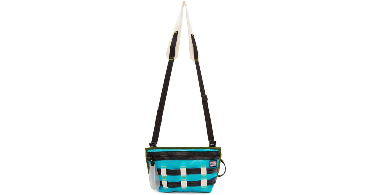 791ba8ec226ecc Acne Studios Blue Abbey Bag in Blue for Men - Lyst