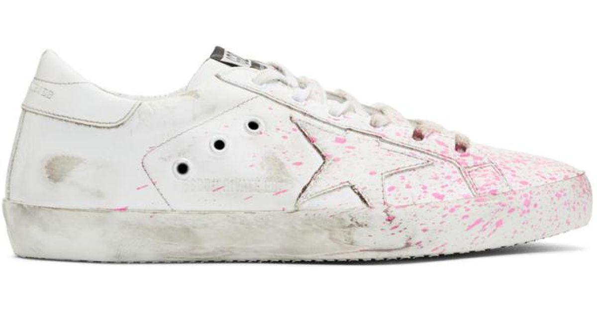 MSGM SSENSE Exclusive Pink Exclusive Tatum Suede Sneakers EWFWVTMo