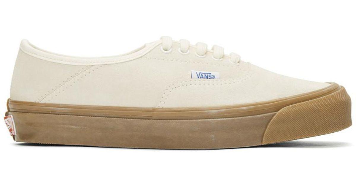 Dates De Sortie À Bas Prix Rouge Pré Commande Eastbay Vans Off-White Suede OG 43 LX Sneakers SBK6tlJ57