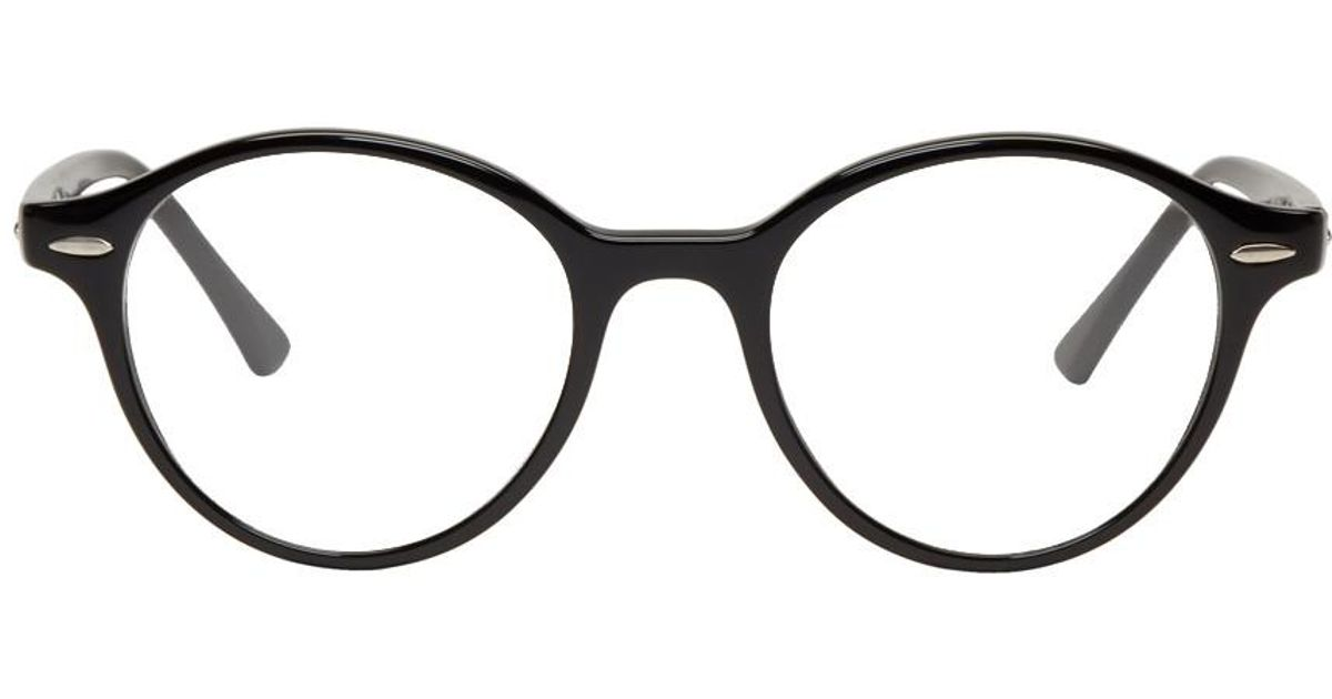 86f73a5d631 Ray-Ban Black Rb7118 Glasses in Black for Men - Lyst