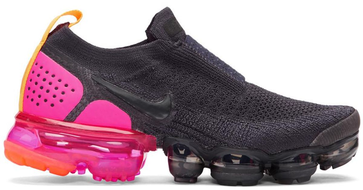 4c9a60fca3a34 ... Sail Anthracite Sand Wheat AH7006 101 Men s Running Shoes Source · Lyst  Nike Navy Air Vapormax Flyknit Moc 2 Sneakers in Blue Save 9