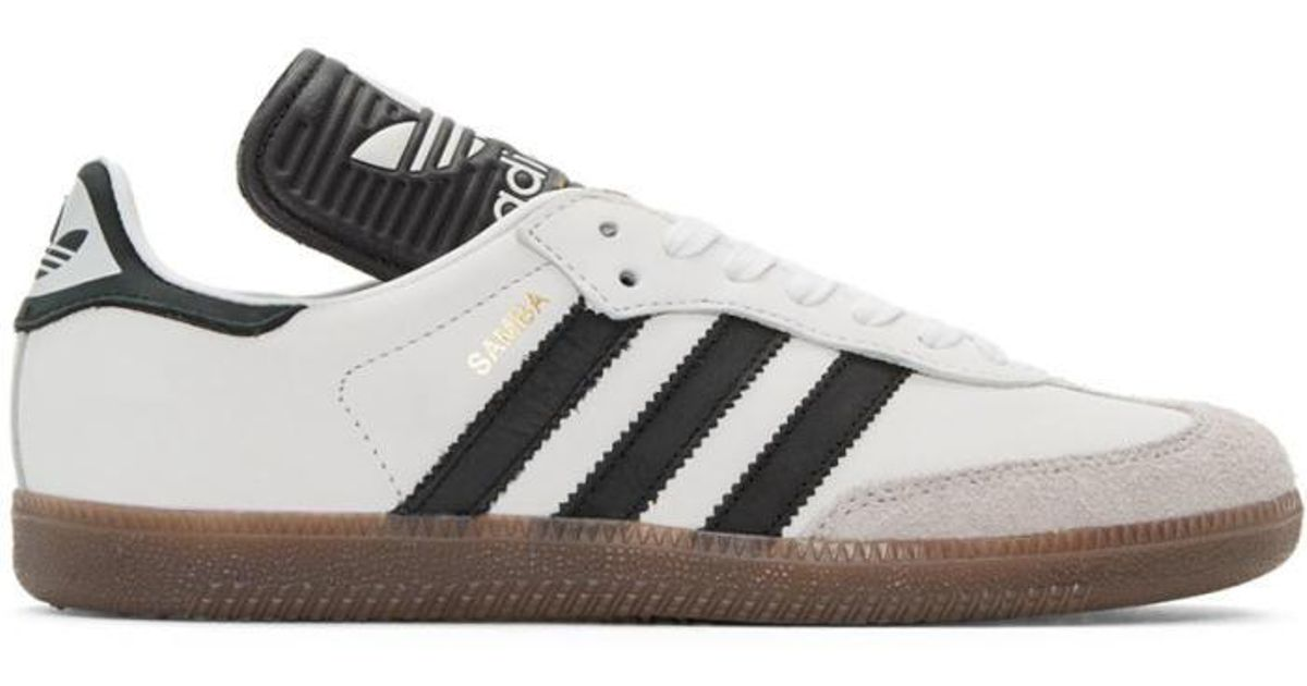 042952927e4 ... coupon code for lyst adidas originals off white samba classic og mig  sneakers in white for