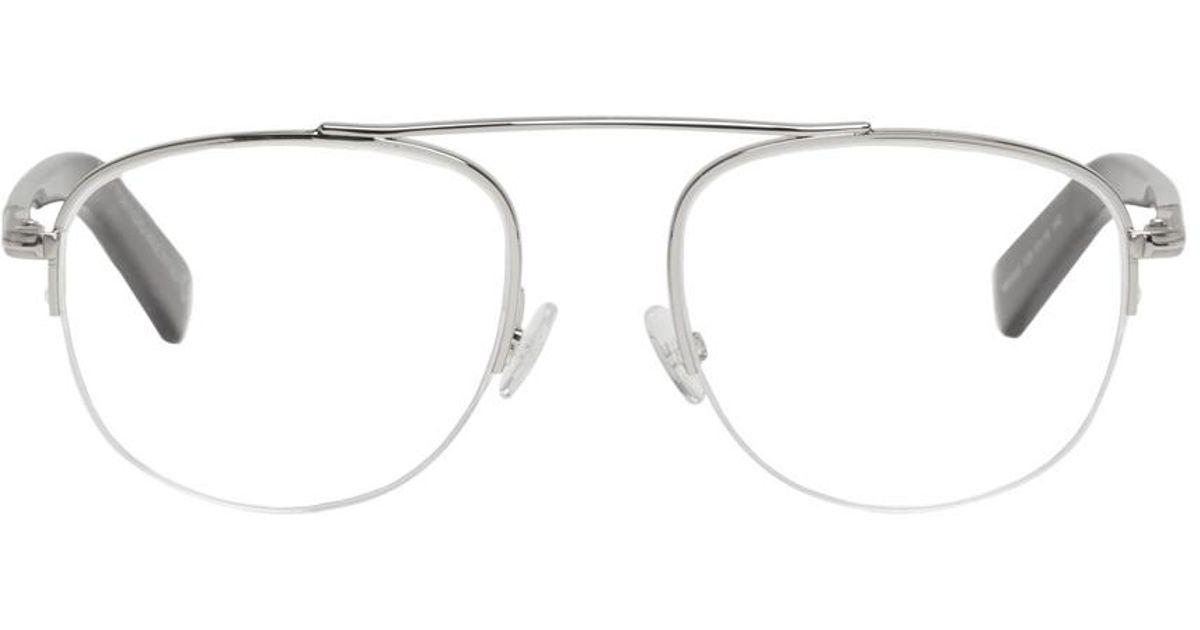 e04a107ec86 Lyst - Tom Ford Gold Ft 5450 Aviator Glasses in Metallic