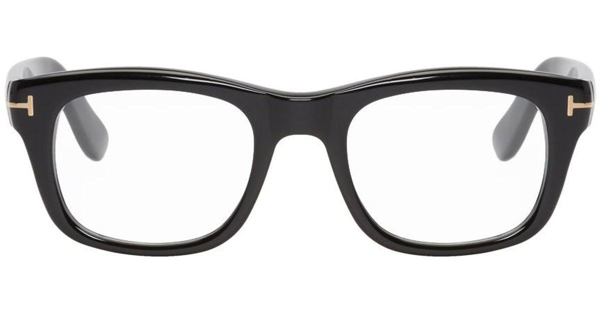f3e941d3c12e5 Tom Ford Black Tf-5472 Glasses in Black for Men - Lyst