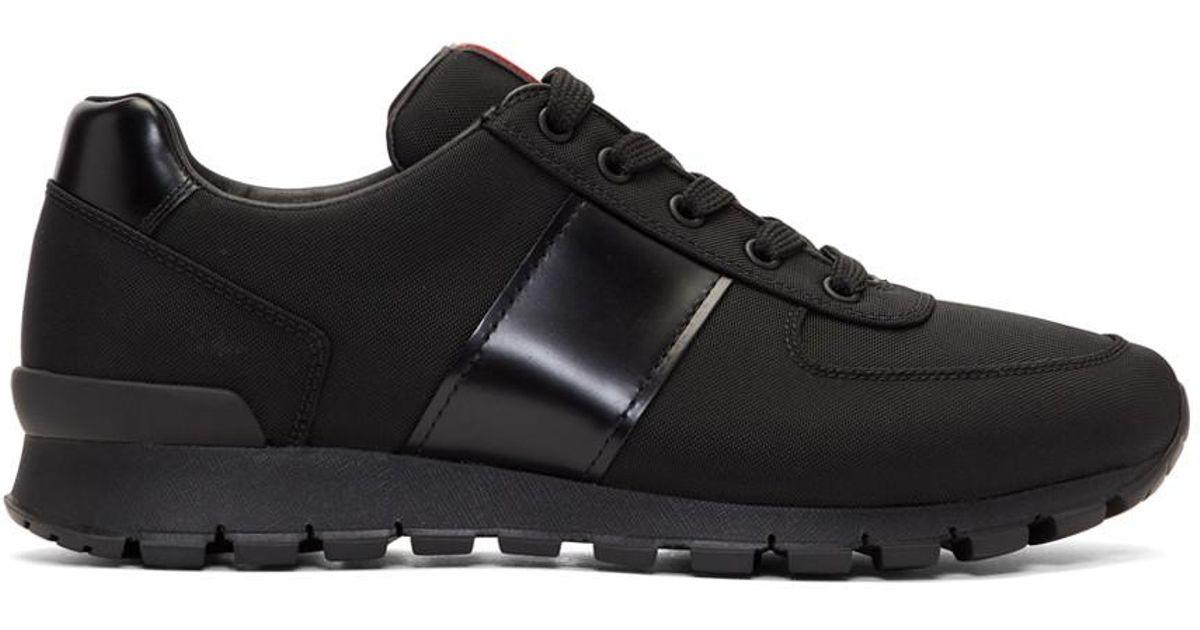 Prada & Match Rays Sneakers sVXbHs2U