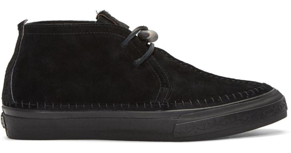 d7f933a727 Lyst - Vans Black Taka Hayashi Edition Chukka Nomad Lx Sneakers in Black  for Men