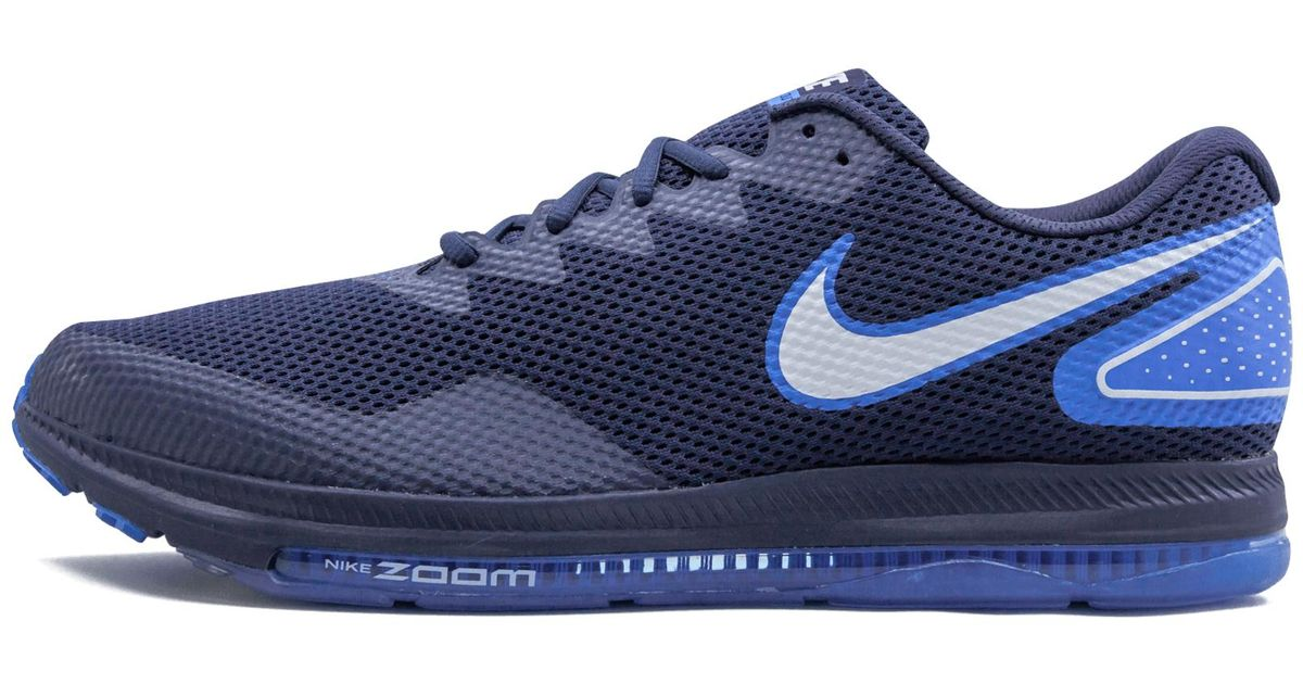 Lyst - Nike Zoom All Out Low 2 in Blue for Men 230a34e2f2b8