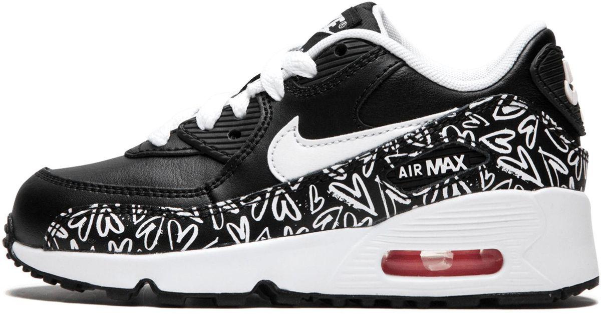 Nike Air Max 90 Print LTR (PS)