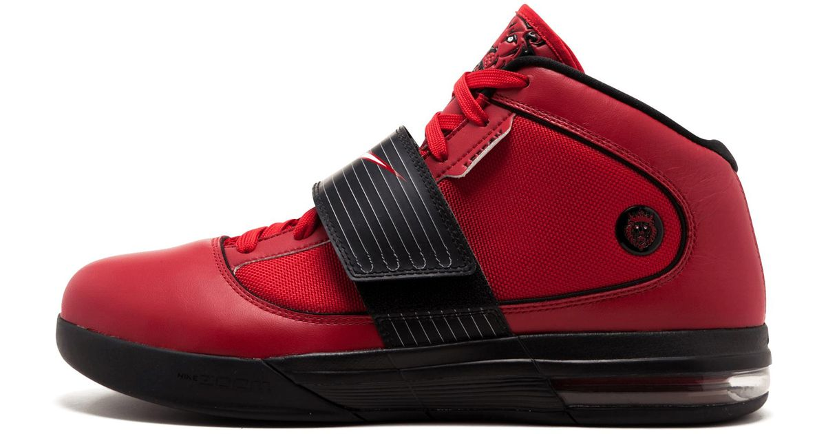 5f51fa244a8 Nike Zoom Lebron Soldier Iv Pe in Red for Men - Save 56% - Lyst