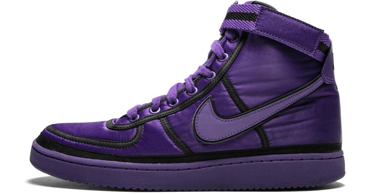 best sneakers 27b5a cf408 Nike Vandal High Supreme Qs Prpl in Purple for Men - Lyst